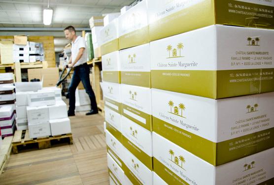 Tous les vins sont en stock chez Meilleur Vin Provence