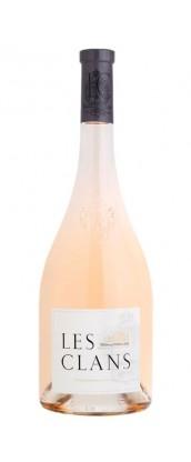 Château D'ESCLANS cuvée LES CLANS - vin rosé