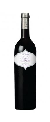 Château de l'Aumerade cuvée Clapière Violette - vin rouge 2014
