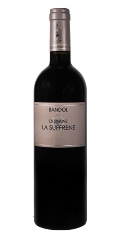 Domaine La Suffrene - AOC Bandol - vin rouge 2013