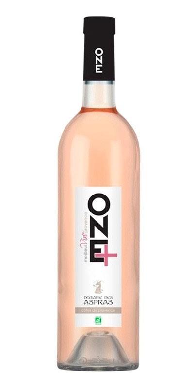 Meilleur Vin Provence One+ vin rosé
