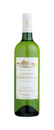 Château Barbeyrolles blanc de blancs - vin blanc 2016