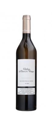 Château La Tour de l'Evêque Blanc de blancs - vin blanc 2015