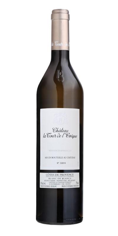 Château La Tour de l'Evêque Blanc de blancs - vin blanc