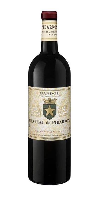 Château de Pibarnon - Bandol - vin rouge 2015