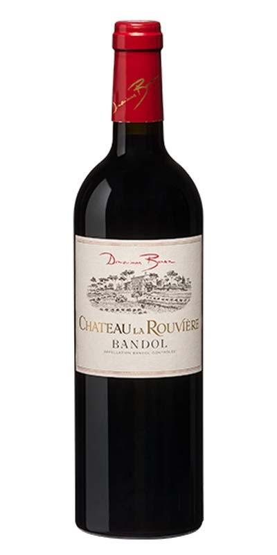 Château la Rouvière - vin Bandol rouge