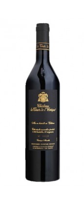 Château La Tour de l'Evêque Noir & Or - vin rouge
