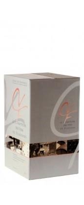 Le Comptoir des vins de Flassans -AOC Côtes de Provence - vin rosé BIB 5l