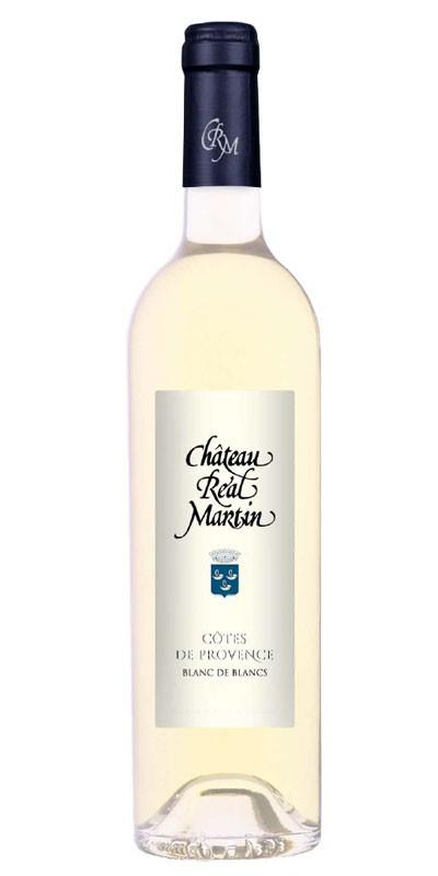 Château Réal Martin -Blanc de Blanc - vin blanc