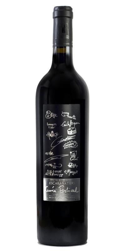 Château des Escaravatiers - Edition Festival - vin rouge 2014