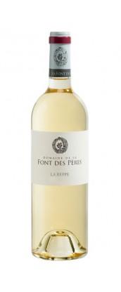 Domaine la Font des Pères - cuvée La Reppe - vin blanc 2017