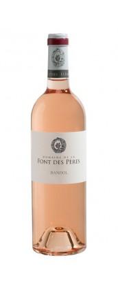 Domaine la Font des Pères - Bandol - vin rosé 2017