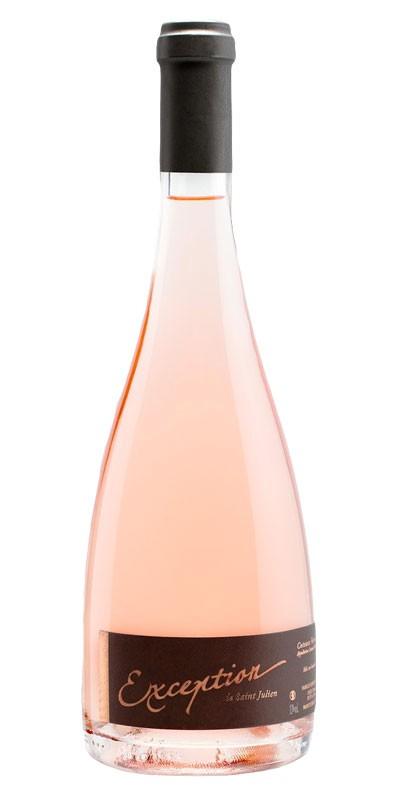 Château Saint Julien - Cuvée Exception de Saint Julien- vin rosé 2018