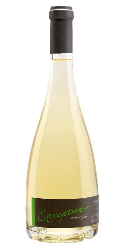 Château Saint Julien - Cuvée Exception de Saint Julien - vin blanc