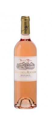 Château la Rouvière - vin Bandol rosé 2017