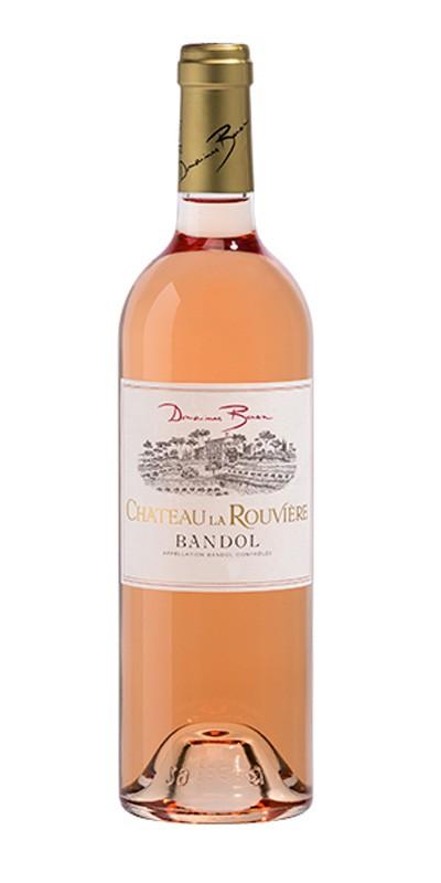 Château la Rouvière - vin Bandol rosé