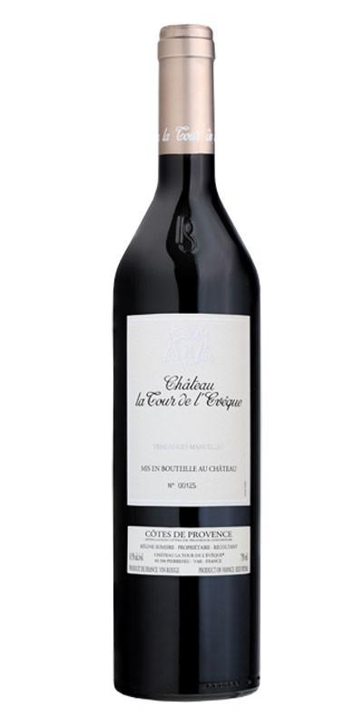 Château La Tour de l'Evêque - vin rouge 2014