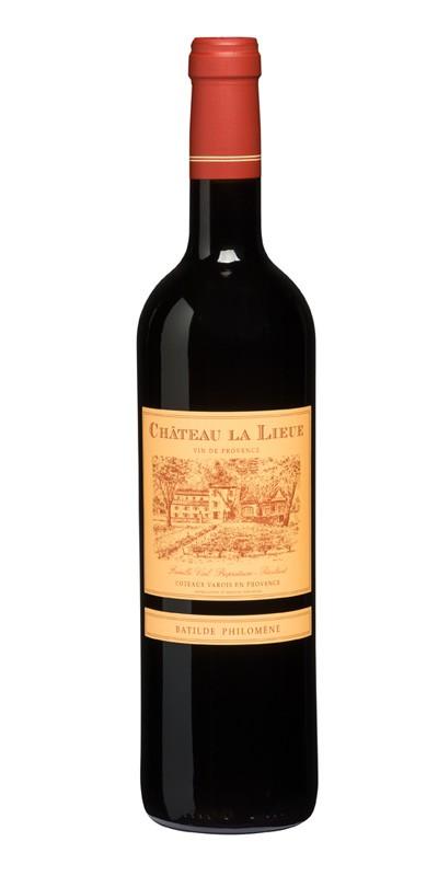 Château La Lieue cuvée Batilde Philomène - vin rouge 2013