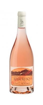 Domaine de Rimauresq - cuvée Rebelle - vin rosé 2018