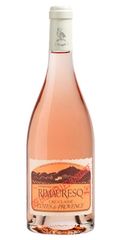 Domaine de Rimauresq - cuvée Rebelle - vin rosé