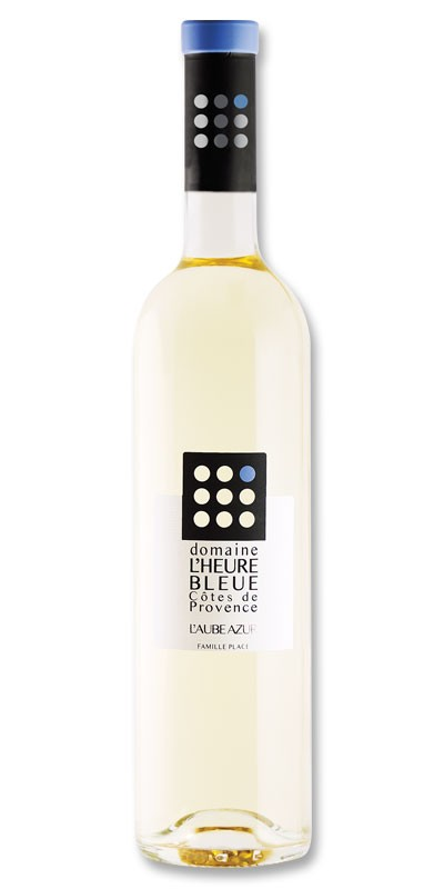 L'Heure Bleue - cuvée L'Aube Azur - Vin blanc