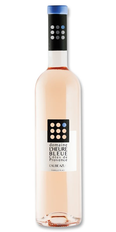 L'Heure Bleue - cuvée L'Aube Azur - Vin rosé 2018