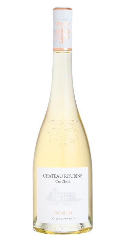 Château Roubine cuvée Premium - vin blanc