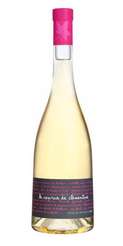 Les Valentines cuvée Caprice de Clémentine - vin blanc