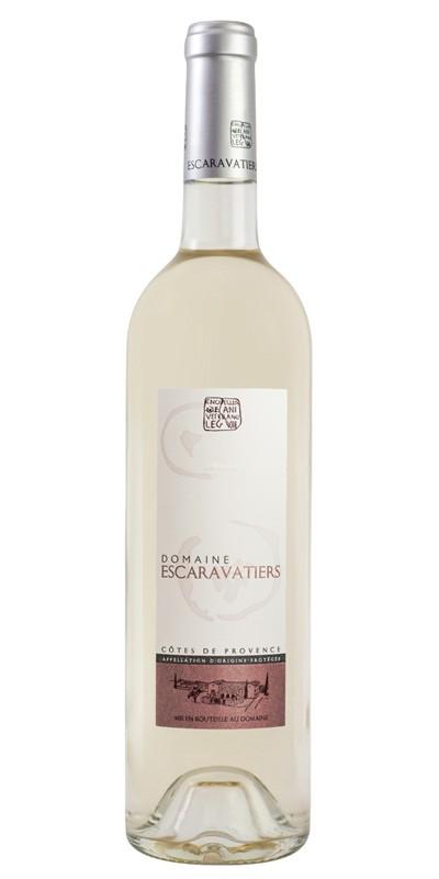 Domaine des Escaravatiers - vin blanc