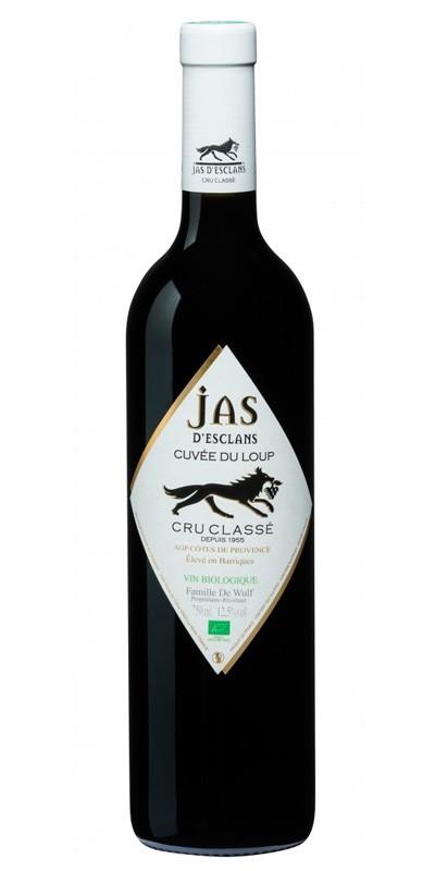Domaine Jas d'Esclans cuvée du Loup - vin rouge