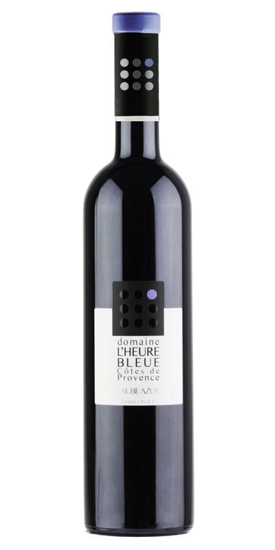 L'Heure Bleue - cuvée L'Aube Azur - Vin rouge 2016