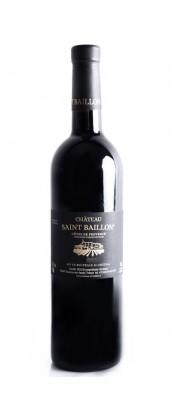 Château Saint Baillon - cuvée Château - vin rouge 2017