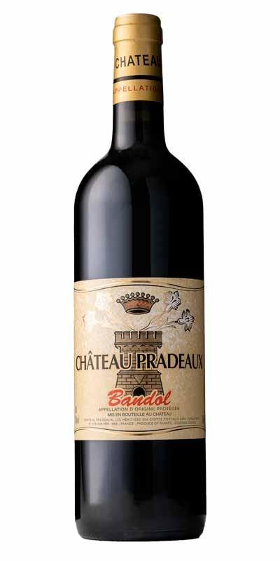 Château Pradeaux - vin rouge 2013