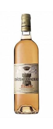 Château Pradeaux - Bandol - vin rosé