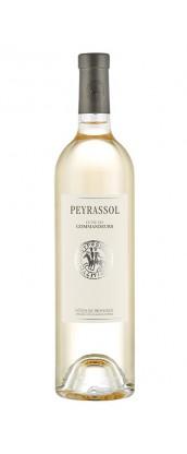 Peyrassol cuvée des Commandeurs vin blanc