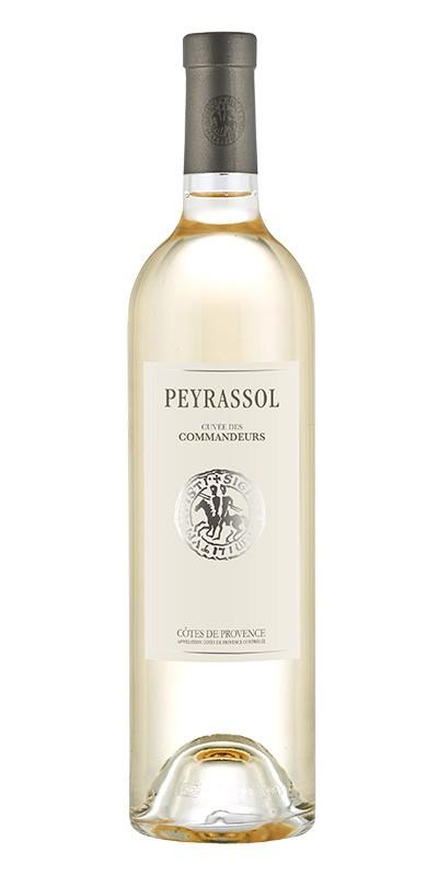 Commanderie Peyrassol blanc