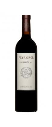 Peyrassol - cuvée des Commandeurs - vin rouge