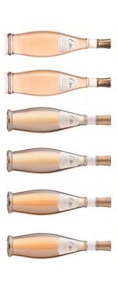Domaines Ott - Carton dégustation - 6 vins rosés de Provence