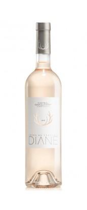 Château Pas du Cerf cuvée Diane - vin rosé