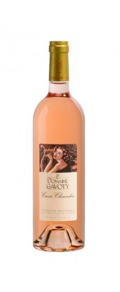Domaine Gavoty cuvée Clarendon - vin rosé
