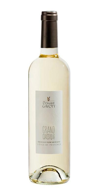 Domaine Gavoty cuvée Grand Classique - vin blanc