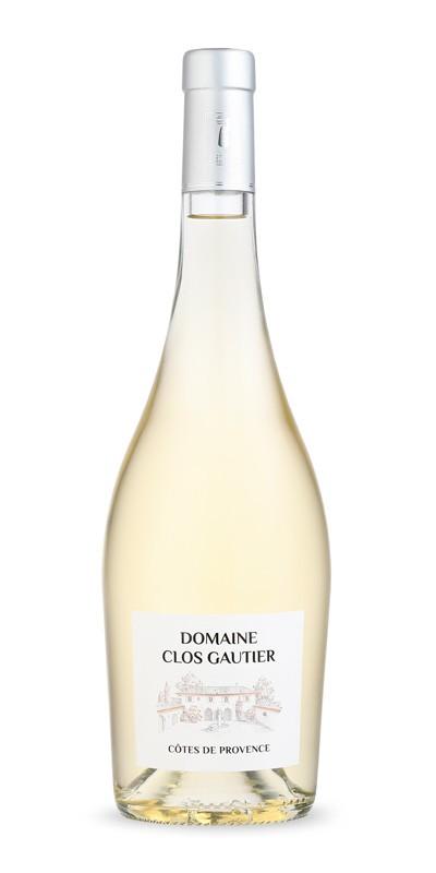 Domaine du Clos Gautier - Vin blanc