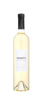 Minuty cuvée Prestige - Vin blanc