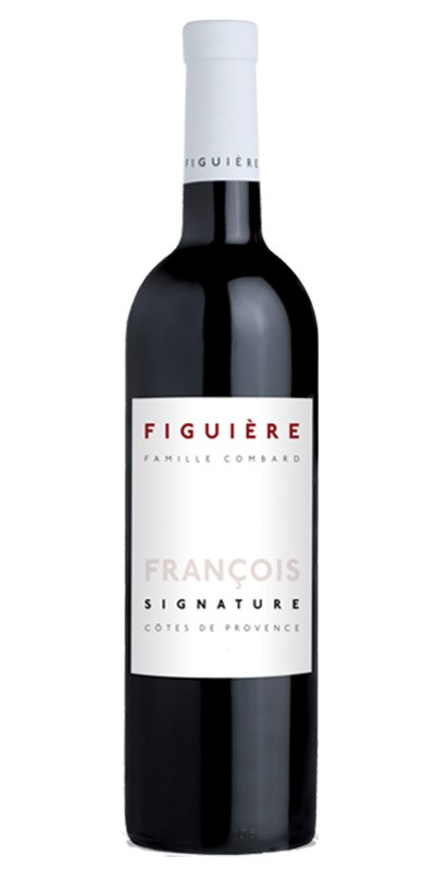 Figuière cuvée Signature François - vin rouge