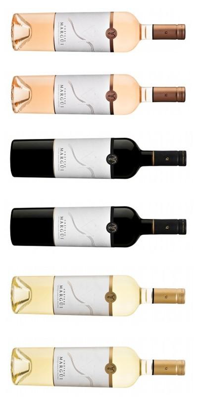 Château Margüi - Carton Dégustation Château - 6 vins de Provence - rosé, rouge, blanc