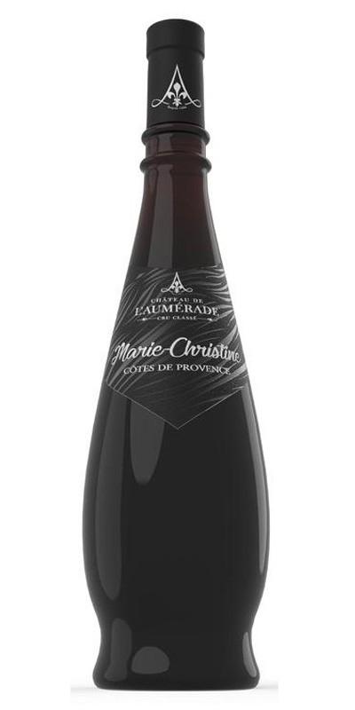 Château de l'Aumerade cuvée Marie-Christine - vin rouge