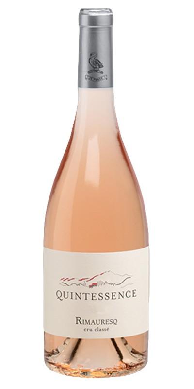 Domaine de Rimauresq - Quintessence - vin rosé