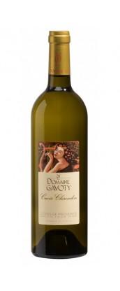 Domaine Gavoty cuvée Clarendon - vin blanc