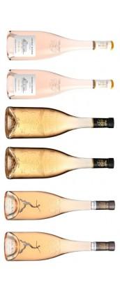 Château Roubine - Carton dégustation - 6 vins rosés de Provence