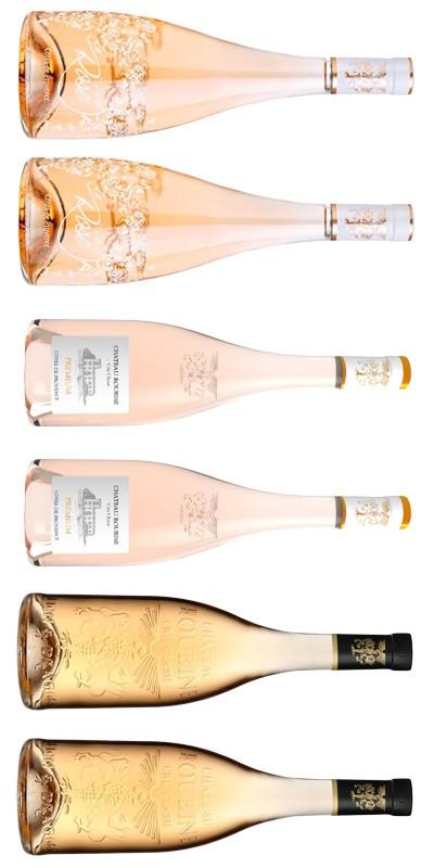 Roubine - Carton dégustation - 6 vins rosés de Provence